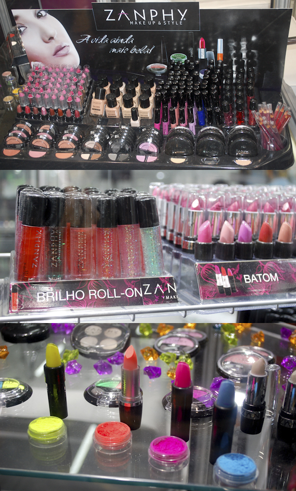 Beauty Fair 2012: Koloss e Zanphy Make Up 2