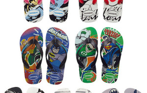 Havaianas Super Heroes Collection