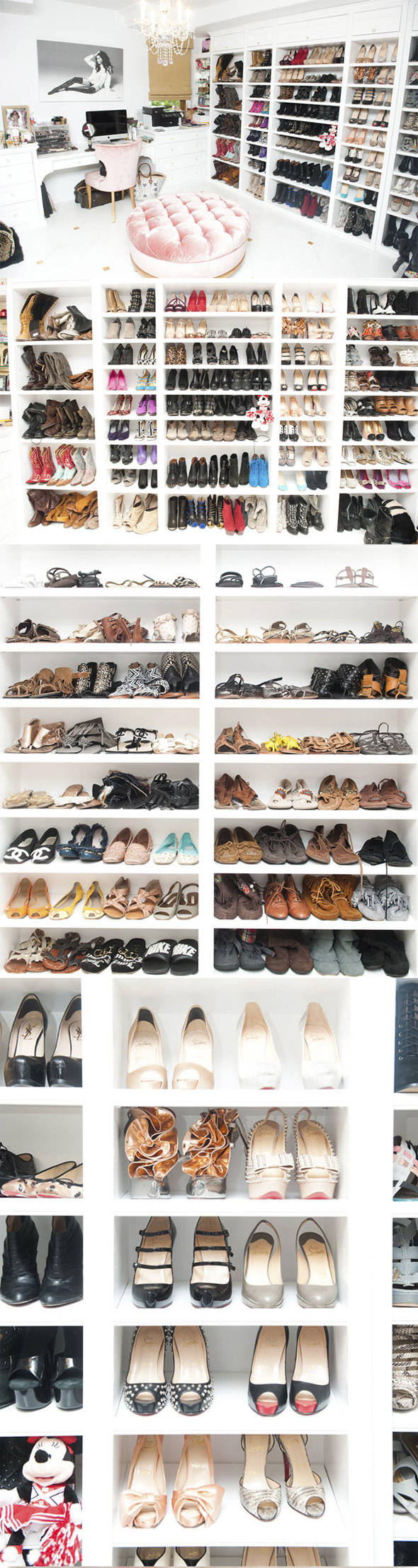 O Closet da Ashley Tisdale