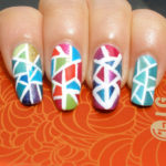 Unhas Mosaico – Decorando as unhas!
