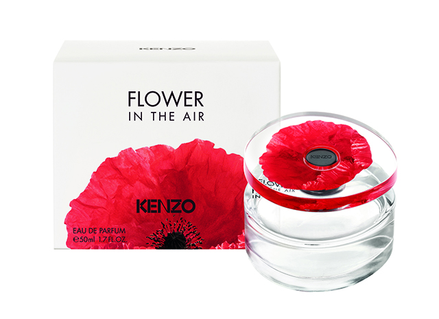 Flower in the Air A nova fragrânia feminina da Kenzo