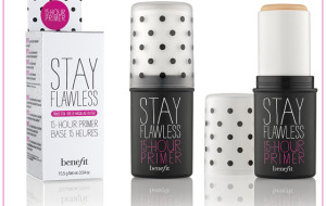 Benefit Stay Flawless: Primer que fixa a base por 15 horas!
