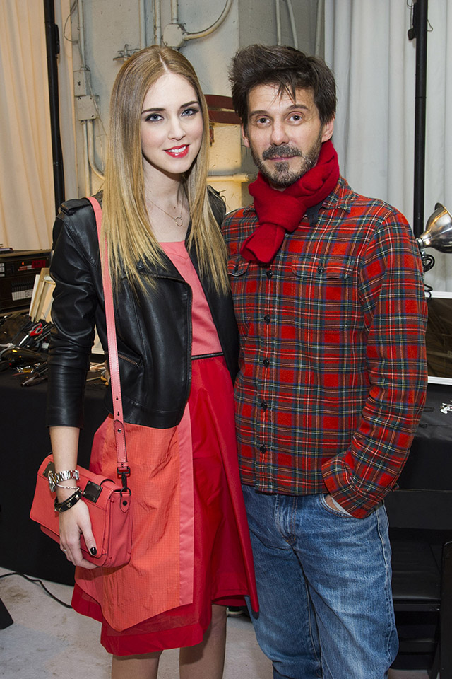 O poder do diamante Redken - Chiara Ferragni e Guido Palau