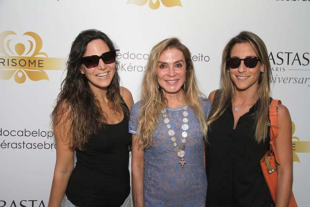 Carolina Sampaio, Pimenta e Carol Buffara