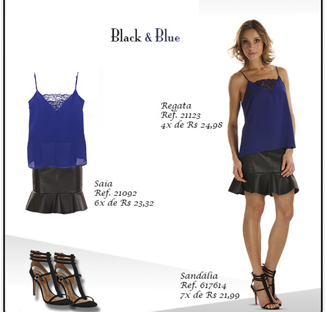 outono fashion ah black and blue