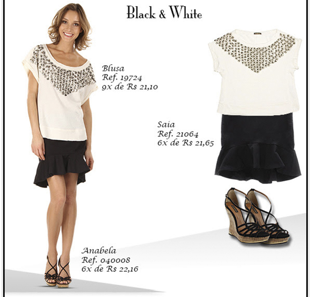 outono fashion ah black and white