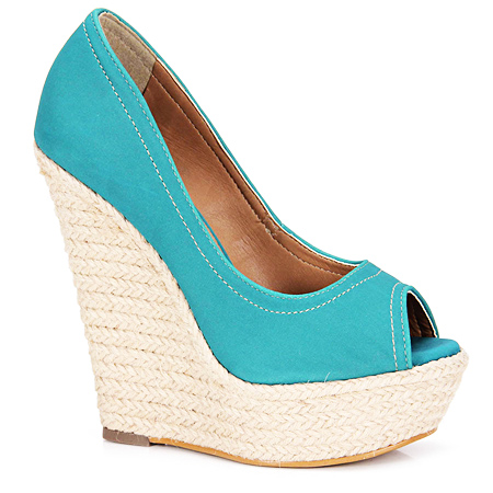 Lara Costa Peep Toe