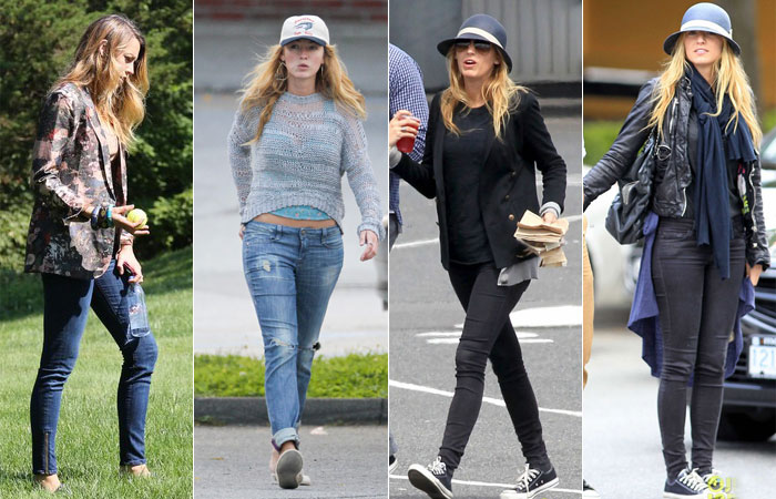 Blake Lively casual
