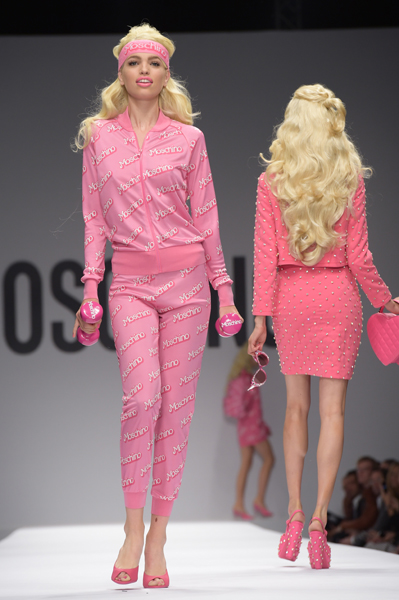 Moschino - Runway - Milan Fashion Week Womenswear Spring/Summer 2015