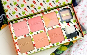 O novo Kit de Blush da Benefit!