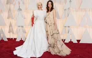 Red Carpet – Oscar 2015